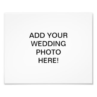 Create your own Wedding Photo Prints and Posters