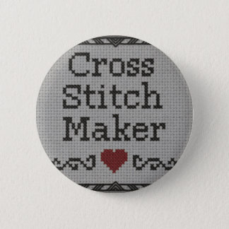 Created by you! 2 inch round button