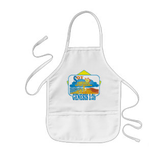 Created In Their Image© ESP Kids Apron