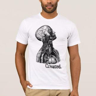 Created. T-Shirt