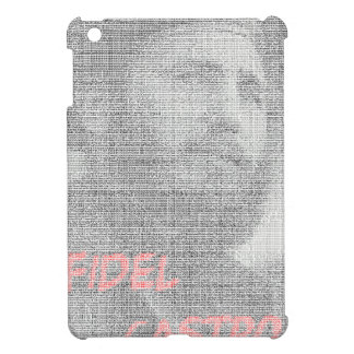 Created with the word Fidel Alejandro Castro Ruz. iPad Mini Cover