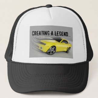 Creating a Legend... Trucker Hat