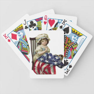 Creating the Flag Bicycle Playing Cards