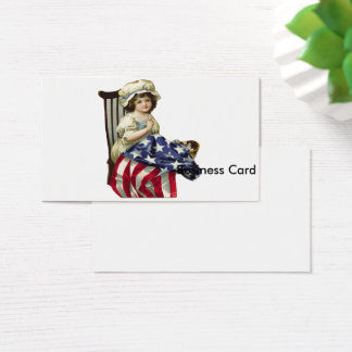 Creating the Flag Business Card
