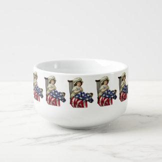 Creating the Flag Soup Mug