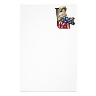 Creating the Flag Stationery