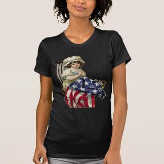 Creating the Flag T-Shirt