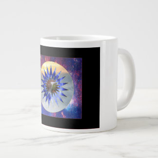 Creation #7 large coffee mug