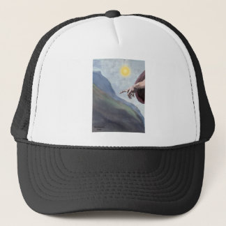Creation - add your pet trucker hat