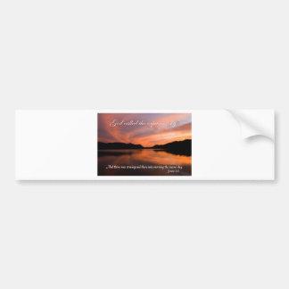 Creation Bumper Sticker