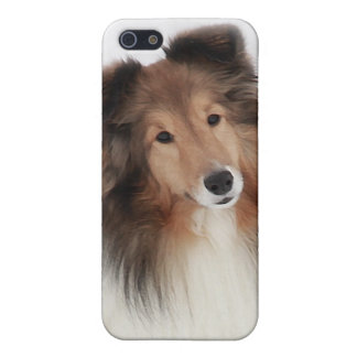 Creation of Shelties iPhone 5 Cover