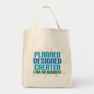 Creation tote bag : Planned Designed Created