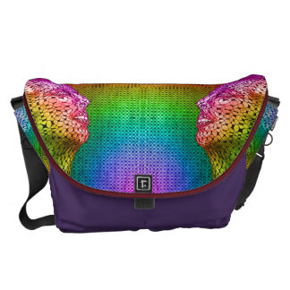 Creational Bliss Courier Bag
