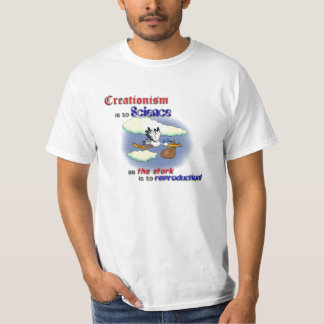 Creationism vs Science T-Shirt