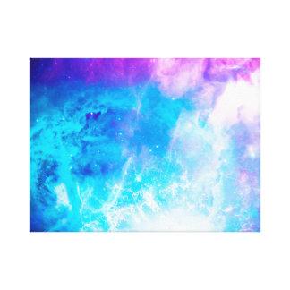 Creation's Heaven Canvas Print