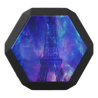 Creation's Heaven Paris Amethyst Dreams Black Bluetooth Speaker