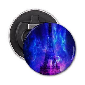Creation's Heaven Paris Amethyst Dreams Button Bottle Opener
