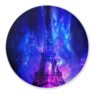 Creation's Heaven Paris Amethyst Dreams Ceramic Knob