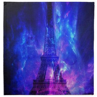 Creation's Heaven Paris Amethyst Dreams Cloth Napkins
