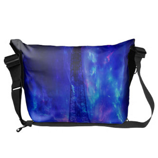Creation's Heaven Paris Amethyst Dreams Commuter Bag