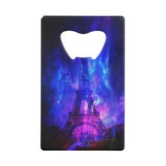Creation's Heaven Paris Amethyst Dreams Credit Card Bottle Opener