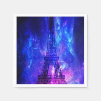 Creation's Heaven Paris Amethyst Dreams Disposable Napkins