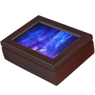 Creation's Heaven Paris Amethyst Dreams Keepsake Boxes