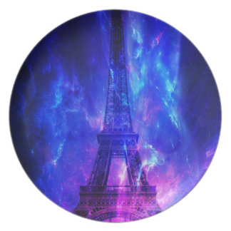 Creation's Heaven Paris Amethyst Dreams Plates