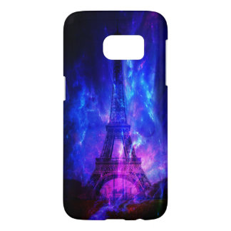 Creation's Heaven Paris Amethyst Dreams Samsung Galaxy S7 Case