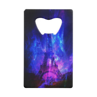 Creation's Heaven Paris Amethyst Dreams Wallet Bottle Opener