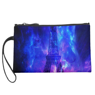 Creation's Heaven Paris Amethyst Dreams Wristlet Purse