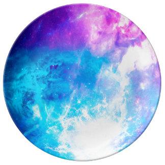 Creation's Heaven Porcelain Plates