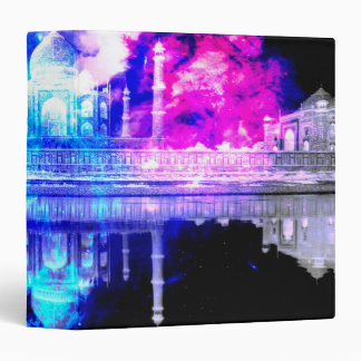 Creation's Heaven Taj Mahal Dreams 3 Ring Binder