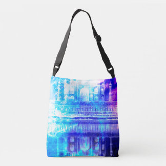 Creation's Heaven Taj Mahal Dreams Crossbody Bag