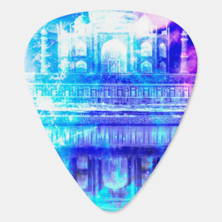 Creation's Heaven Taj Mahal Dreams Guitar Pick
