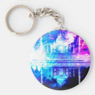 Creation's Heaven Taj Mahal Dreams Keychain