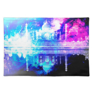 Creation's Heaven Taj Mahal Dreams Placemat