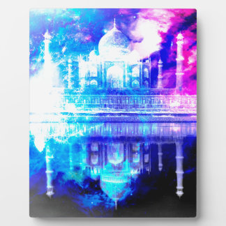 Creation's Heaven Taj Mahal Dreams Plaque