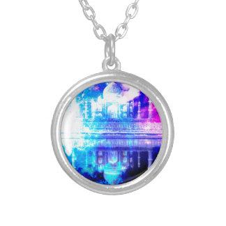 Creation's Heaven Taj Mahal Dreams Silver Plated Necklace