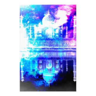 Creation's Heaven Taj Mahal Dreams Stationery