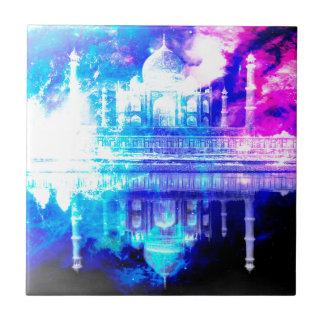 Creation's Heaven Taj Mahal Dreams Tile