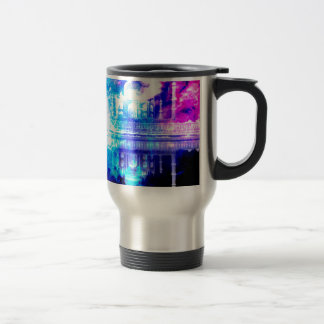 Creation's Heaven Taj Mahal Dreams Travel Mug