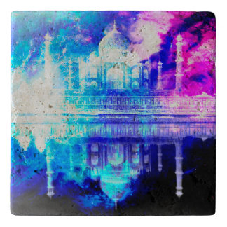 Creation's Heaven Taj Mahal Dreams Trivet