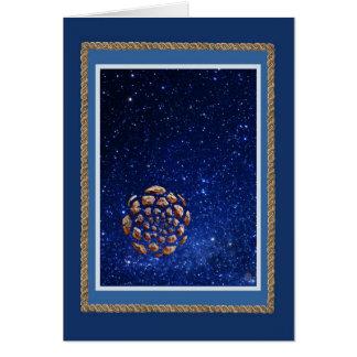 Creation's Mystery: Piñon Pine Card