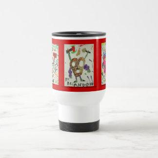 Creations of Doddman Gallery Travel Mug