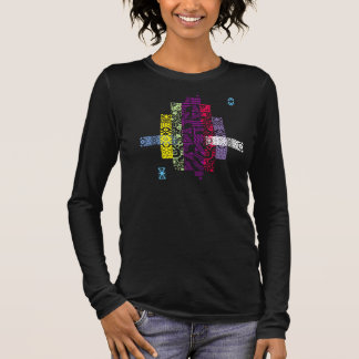 Creativ Confidence (T-shirt Female) Long Sleeve T-Shirt