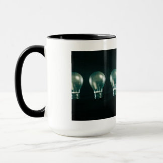 Creative Abstract with Business Concept of Idea Mug