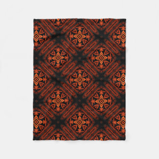 "Creative Accents ""Artifact"" Fleece Blanket"