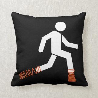 creative advantage throw pillow