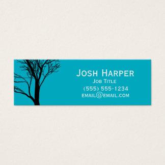 Creative Art Tree Mini Business Card